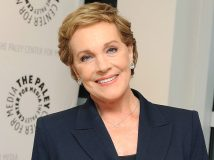 NEW YORK - OCTOBER 05: Actress Julie Andrews attends an evening with Julie Andrews at the Paley Center For Media on October 5, 2009 in New York City. (Photo by Jason Kempin/Getty Images) Original Filename: GYI0058566728.jpg
